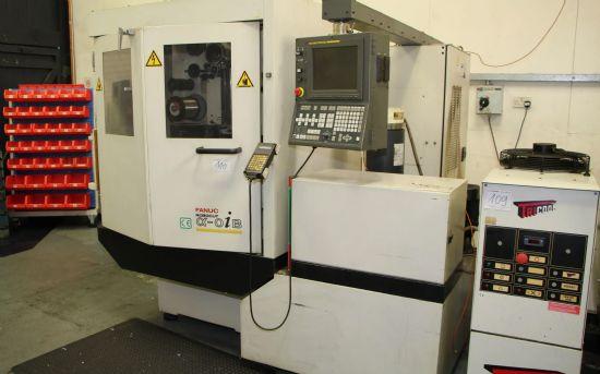 Machine type A 04 B-0313-B 001 Nr. E 5, travels X 320mm, Y 220mm, U 120 mm, V 120mm, Z = 180mm, work