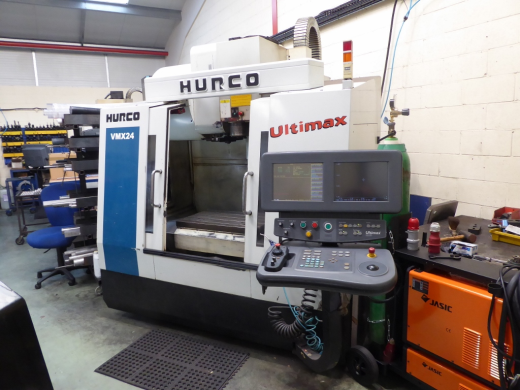 Hurco VMX24 Vertical Machining Centre