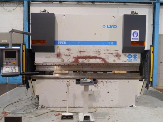 Manufacturer: LVD Model: PPEB [Ref: J33468]