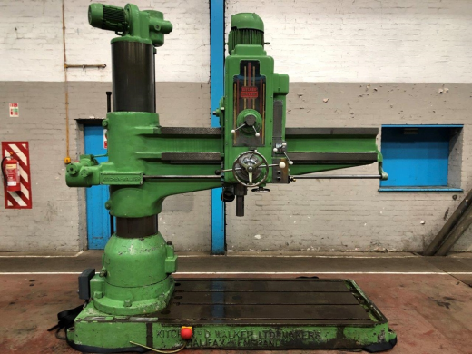 Manufacturer: KITCHEN & WALKER Model: E3 [Ref: J33473]