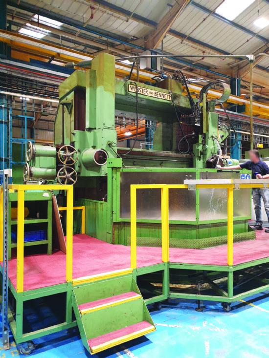 Type 120in DCM,  108in face plate,  Newall DRO,  122in swing,  78in under cross rail