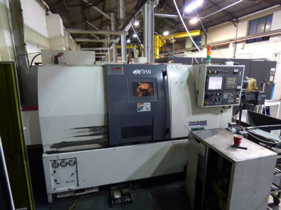 FANUC 21iTB control with Manual Guide i.