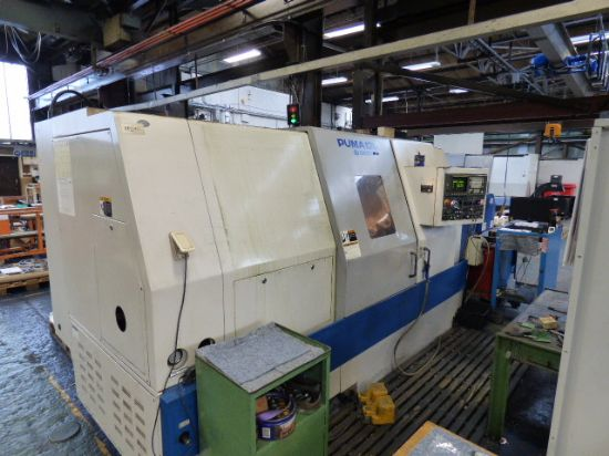 With Fanuc 0-T Series CNC Control 