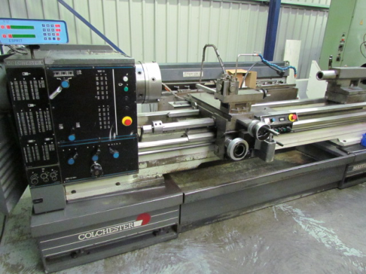 554MM SWING X 2000MM ,GAP BED,15HP VARIABLE SPPED 55-1800RPM DRO ,FULL EQUIPMENT ,90mm spindle bore
