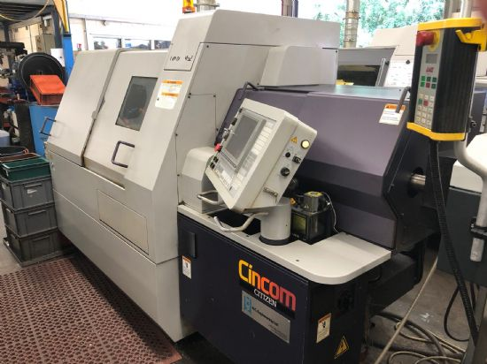 C axis & Milling, Coolant, Y-axis, Interlocked guards, Low Volt Light, Magazine Barfeed, Tooling, Su