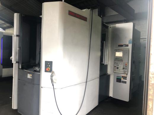 Ex-demo machine installed 2013 Horizontal Machining Centre  M730BM MAPPS IV Pallet size 500 x 50