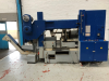 520mm Automatic Horizontal Bandsaw with Roller Tracking & Swarf Conveyor