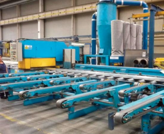 Guide Price €500,000  Farrell Aluminium Extrusion Press (7inch Billet) fully refurbished by Extrus