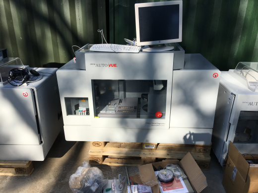 Ortho -Clinical Diagnostics AutoVue Innova System/Blood Analyser in very good condition complete wit