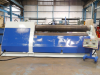 3100mm x 30mm 3 Roll Hydraulic Double Initial Pinch Bending Rolls.   Manufactured 2000.