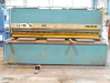3000mm x 13mm Hydraulic Guillotine/Shearing Machine.
