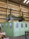 Webster & Bennett Model DCM 144 CNC Vertical Borer