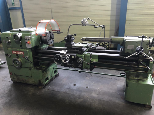 Technical details:  turning diameter over bed520 mm turning diameter over slide rest310 mm tur
