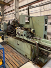 Erfurt BWF SI6 A-S x 710 Long bed Internal Cylindrical Grinder with Face Grinding