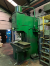 Mills 120 Ton Vertical Open Fronted Hydraulic Press
