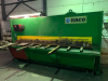 Haco model TS3012 Hydraulic guillotine