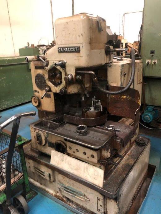 "Drummond Maxicut 2A gear shaper Cutter Spindle Dia. 2.75"" (69.85mm) 2.56"" (65MM) Cutter Spindle"