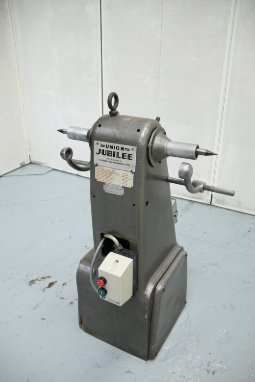 Union Jubilee JG10 Double Ended Polisher