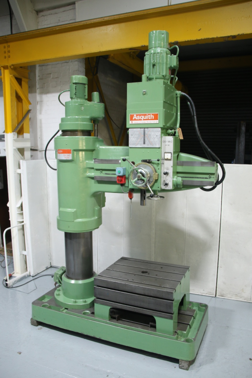 Speeds 40 - 2040 rpm