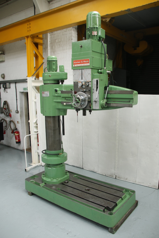 Speeds 40 - 2040rpm