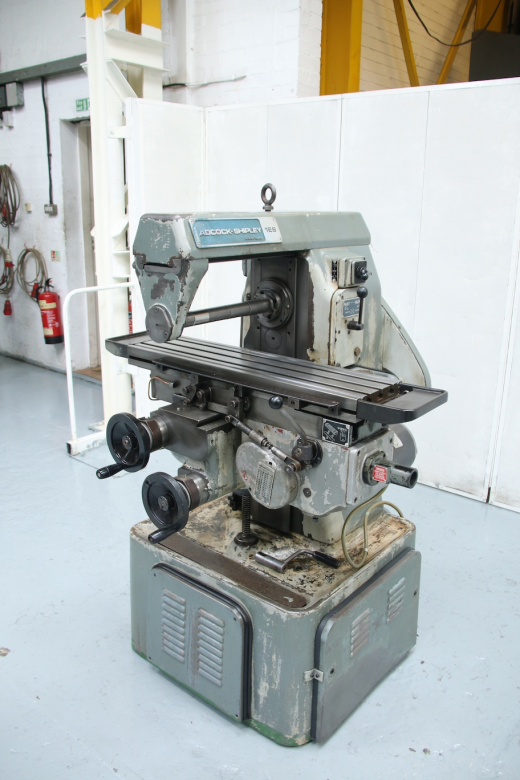 Horizontal Production Milling Machine