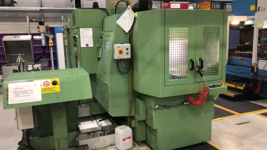 Twin Pallet, 1 degree indexing.