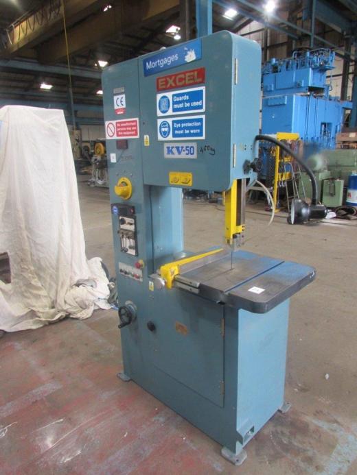 Manufacturer: EXCEL Model: KV50 [Ref: J33561]