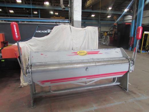 Manufacturer: MORGAN RUSHWORTH Model:  [Ref: J33566]