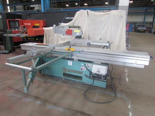 Manufacturer: ALTENDORF Model: F45 [Ref: J33569]