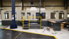 4000mm x 1000mm 5 Axis CNC Bed Miller.  Heidenhain TNC 430 CA control.  Programmable and Fully Indexing Milling Head & Tool Change.