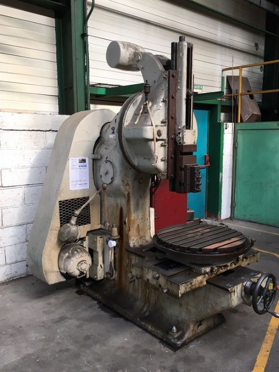 Reference: MO008 Table size (mm)dia 700mm Machine equipped with:Rotary and indexing tabe