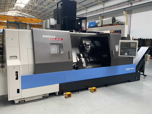 Manufacturer	DOOSAN