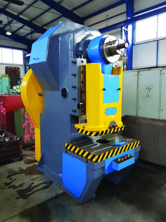 • General overhaul 2018