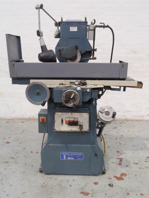 Manufacturer: JONES & SHIPMAN