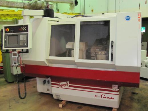 2002 STUDER S36 FAVORIT EXTERNAL CNC GRINDER, 1000MM X 175 CENTRES, 500MM WHEEL WITH 45M/S, LENGTH P