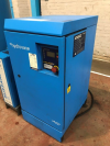 57 CFM Rotary Vane Compressor With Air receiver and CompAir Dryer
