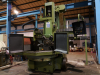 48 / 1250mm CNC Vertical Borer with Elevating Rail, Rebuilt 2008 with Fagor Control