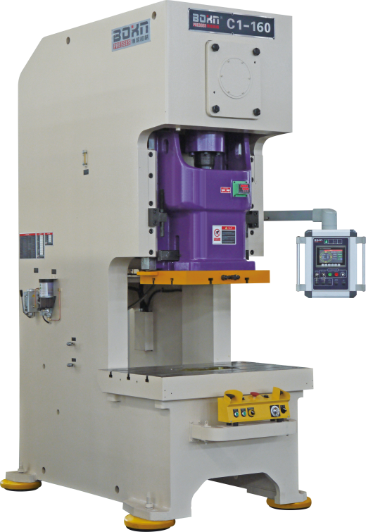Raybould Machine Tools Ltd now offer the comprehensive range of Boxin mechanical power presses from