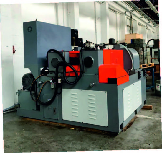 MODEL SPECIFICATION - TWO ROLL MACHINE TRT 100T