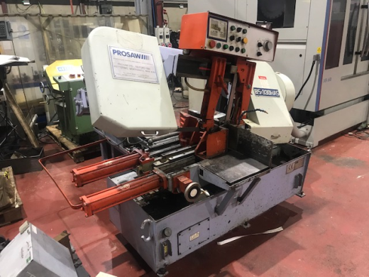 MEGA AUTOMATIC BANDSAW 