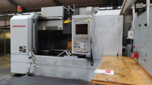 Control MSX-504 MAPPS - IV  Technical data: Movements:  X-axis:1540 mm  Y axis:760 mm  Z axi