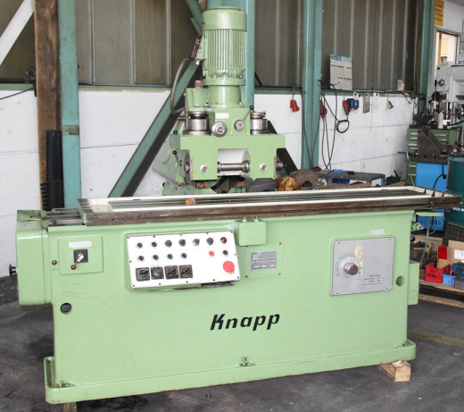 Techincal data: Max. toothlenght:2100 mm Max. milling / milling width:300 mm Module area St/GG
