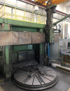 2500mm CNC Double Column Single Ram Vertical Borer. With Fagor 8025T Control