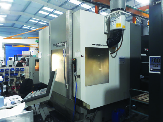 Full 5-axis, 