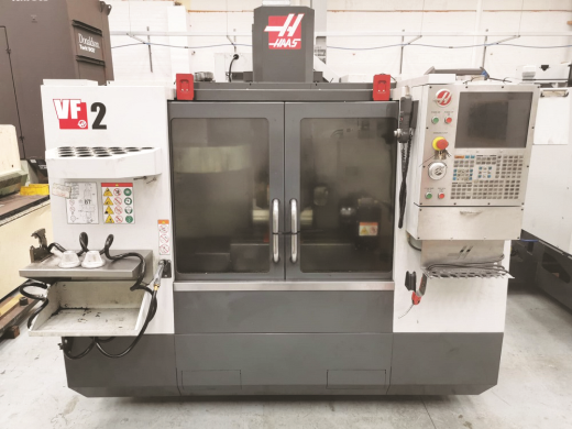 New 2018.  HRT-210 4th axis,  high speed machining option,  speeds to 8,100rpm,  914 x 356mm tab