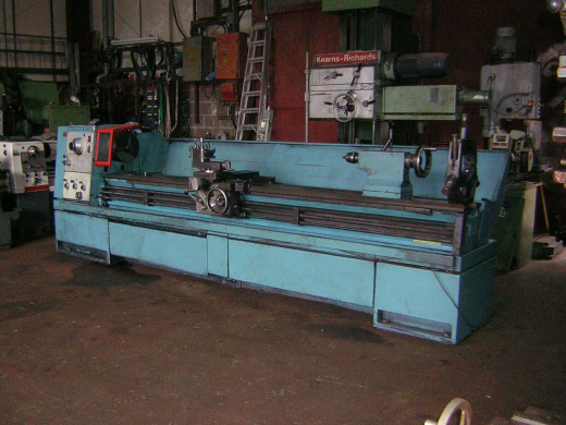 HARRISON M540 CENTRE LATHE 