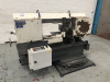 380mm Horizontal Bandsaw. On swivel base. Manufactured 2008.