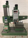 Radial Drill with Box Table