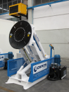 New 2000 Kgs Capacity Hydraulic 3 Axis Welding Positioner