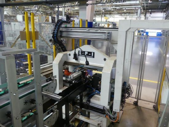 MAE-Eitel GmbH model AMS 33-3-800 shaft straigthening system (to include all product specific work p
